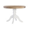 This item: Triena White 42-Inch Dining Table