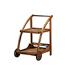 This item: Catalan Acorn Outdoor Trolley