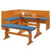 This item: Casi Vintage Blue Cushion Set