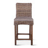 This item: Bali Brown Counter Chair