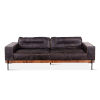 This item: Chiavari Black Sofa