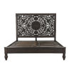 This item: Haveli Brown King Bed