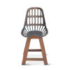 This item: Sterling Natural Patina Tractor Dining Chair