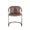 This item: Chiavari Distressed Jet Brown 24-Inch Dining Chair, Set of Two
