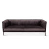 This item: Portlando Dark Gray Sofa