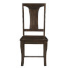 This item: Toulon Vintage Brown Dining Chair, Set of Two