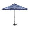 This item: Catalina Blue 11-Feet Octagon Push Button Tilt Umbrella