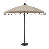 This item: Isabela Antique Beige 8.5-Feet Round Auto Tilt Umbrella