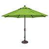 This item: Catalina 11 Foot Sunbrella Gingko Octagon Push Button Tilt
