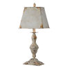 This item: Lynn Antique White One-Light 21-Inch Table Lamp
