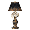 This item: Skylar Gold and Weathered Metal 28-Inch One-Light Table Lamp