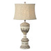 This item: Denver Weathered Brown One-Light 34-Inch Table Lamp Set of Two