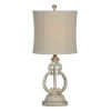 This item: Taylor Antique Gray One-Light 26-Inch Table Lamp