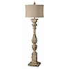 This item: Anderson Rustic White 66-Inch One-Light Floor Lamp