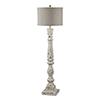 This item: Anna Cottage White Floor Lamp