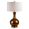 This item: Cleopatra Golden Mercury and Acrylic 30-Inch One-Light Table Lamp