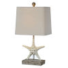 This item: Darla Driftwood One-Light 20-Inch Table Lamp