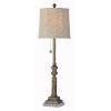 This item: Marshall Worn Wood One-Light 33-Inch Buffet Lamp