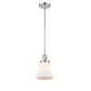This item: Bellmont Polished Nickel Six-Inch LED Mini Pendant