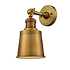 This item: Addison Brushed Brass One-Light Wall Sconce