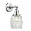 This item: Colton Polished Chrome LED Wall Sconce