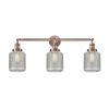 This item: Stanton Antique Copper Three-Light Bath Vanity