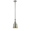 This item: Addison Polished Nickel 13-Inch One-Light Mini Pendant