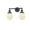 This item: Beacon Oil Rubbed Bronze Two-Light Bath Vanity