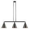 This item: Franklin Restoration Oil Rubbed Bronze 40-Inch Three-Light LED Island Chandelier