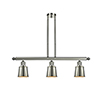 This item: Addison Polished Nickel Three-Light LED Island Pendant