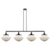 This item: Franklin Restoration Oil Rubbed Bronze 54-Inch Four-Light LED Island Chandelier