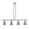 This item: Addison Polished Nickel Four-Light LED Island Pendant