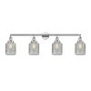 This item: Stanton Polished Chrome Four-Light LED Bath Vanity