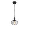 This item: Ballston Matte Black Seven-Inch One-Light Mini Pendant