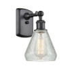 This item: Conesus Matte Black One-Light Wall Sconce