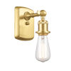 This item: Ballston Satin Gold One-Light Wall Sconce