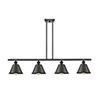 This item: Smithfield Oiled Rubbed Bronze Four-Light LED Island Pendant