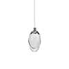 This item: Chrome Two-Inch One Light LED Pendant