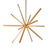 This item: Sirius Gold 48-Inch LED Chandelier