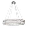 This item: Solaris Chrome 41-Inch LED Chandelier
