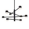 This item: Copenhagen Black 32-Inch One-Light Outdoor Pendant