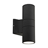 This item: Black Nine-Inch One-Light Wall Sconce