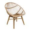 This item: Florida Natural Rattan Chair