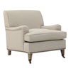This item: Islamorada Brushed Linen Lounge Chair