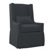 This item: Sandspur Beach Charcoal Grey Swivel Lounge Chair