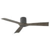 This item: Aviator Graphite 54-Inch Flush Mount Ceiling Fans