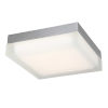 This item: Matrix Titanium 12-Inch 2700K LED ADA Outdoor Flush Mount