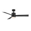 This item: Axis Matte Black 52-Inch ADA LED Ceiling Fan