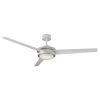 This item: Venus Titanium Silver 60-Inch 3500K LED Downrod Ceiling Fans