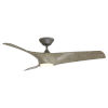 This item: Zephyr Graphite and Weathered Wood 62-Inch ADA LED Ceiling Fan